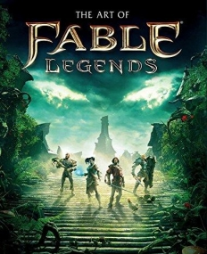 ((The Art of Fable Legends))